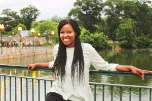 Photo: Aisha Adkins, millennial caregiver | Voices Blog