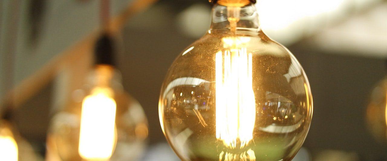 Photo: lightbulbs innovation caregiving CareCreatives