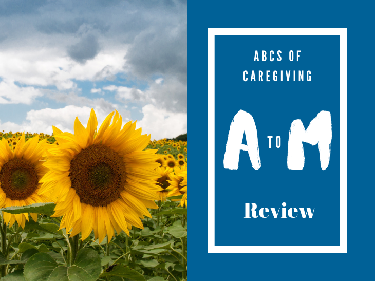 ABCs of Caregiving A to M review