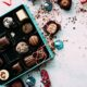 gift box of gourmet chocolates