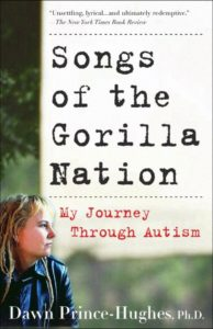 Cover of Songs of the Gorilla Nation