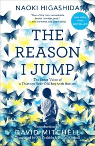 book cover of The Reason I Jump