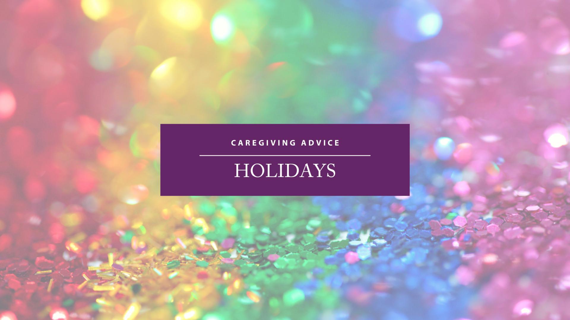 Blog Categories - Holidays