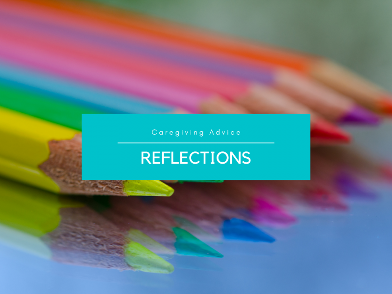 Blog Categories Reflections